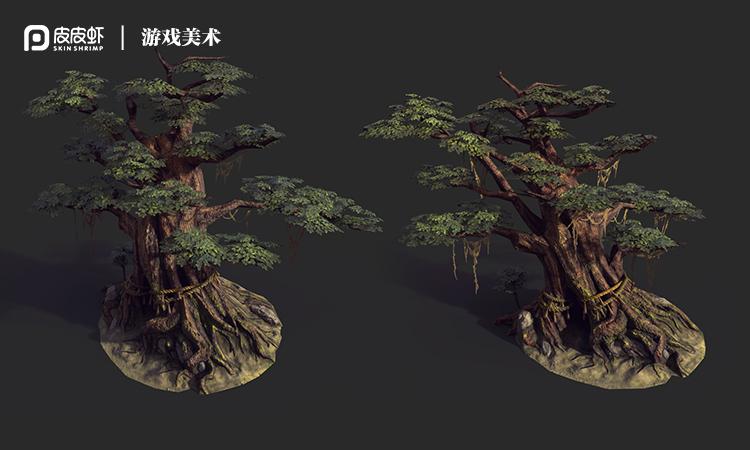 游戏界面UI设计3D游戏UI场景制作传奇界面设计图标道具制作