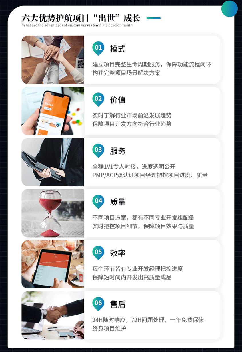 _安卓IOS物联网在线教育电商城直播医疗餐饮APP应用定制开发3