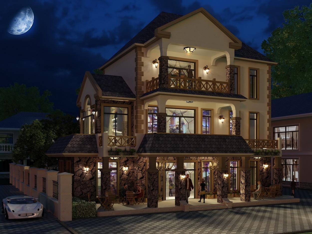 3D效果图室内设计空间设计家装展厅装修公装场景三3D建模动画
