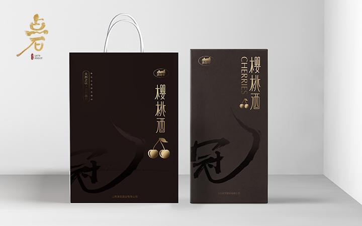 保健品包装设计产品外包装设计农产品包装设计包装插画包装设计