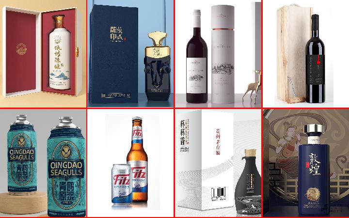 农副产品包装设计包装袋设计包装盒设计标签礼盒设计