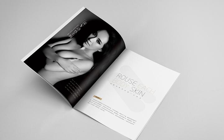 【医美行业】企业画册产品手册宣传册设计公司画册书籍宣传品折页