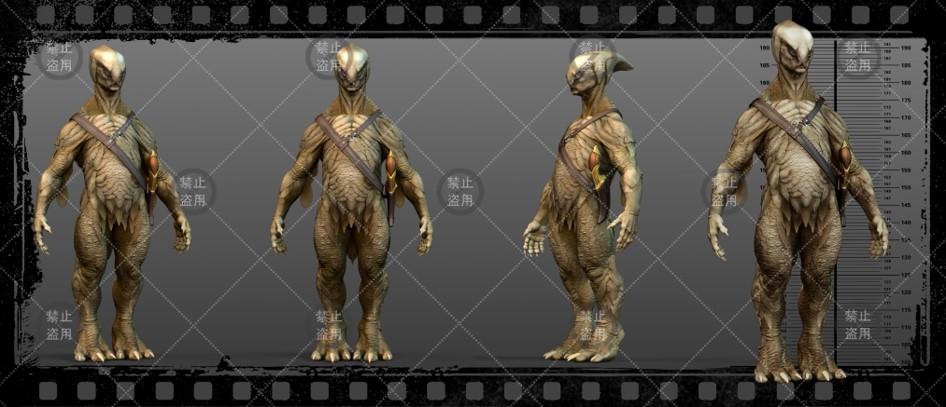 【总监操刀】游戏模型3d制作,动画骨骼,特效、人物模型动作