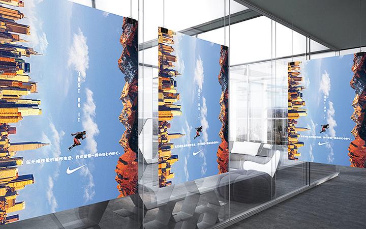 品牌宣传条幅旗帜设计产品展会庆典活动纪念公益开业条幅广告设计