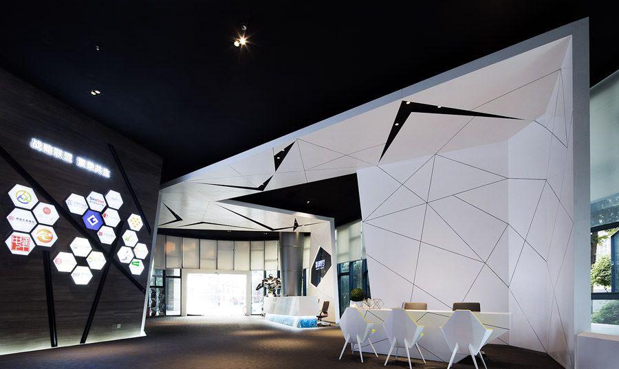 展厅设计  展柜 展览 室内设计 店铺设计 装修设计 效果图