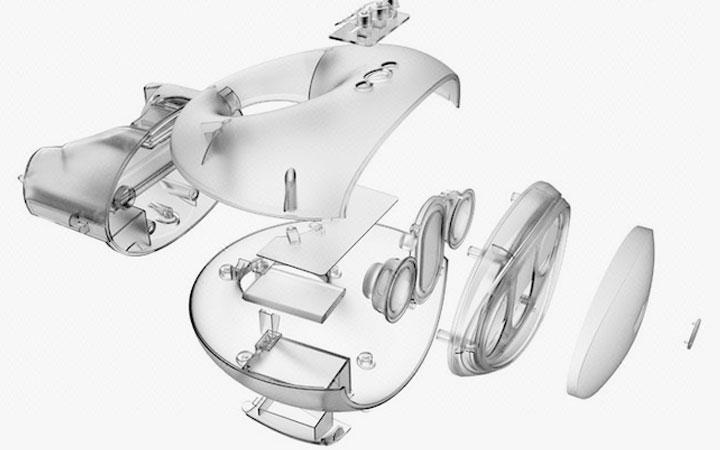 【加南手板制作】手板模型外观模型结构模型快速成型小样制作