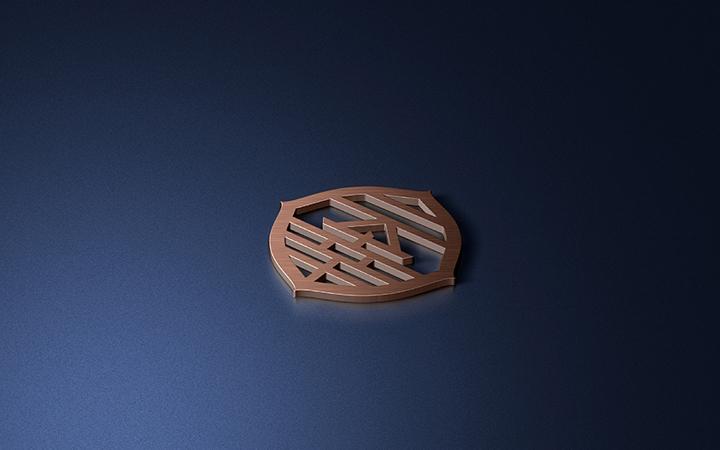 【VI设计】logo延展设计 店铺整体视觉设计 原创 高级感