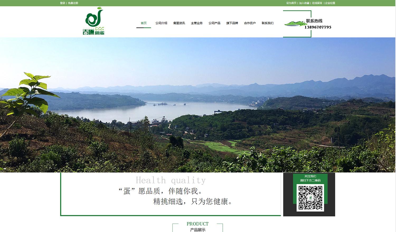 【八度鱼】企业网站建设网站制作网站开发网站设计网页设计