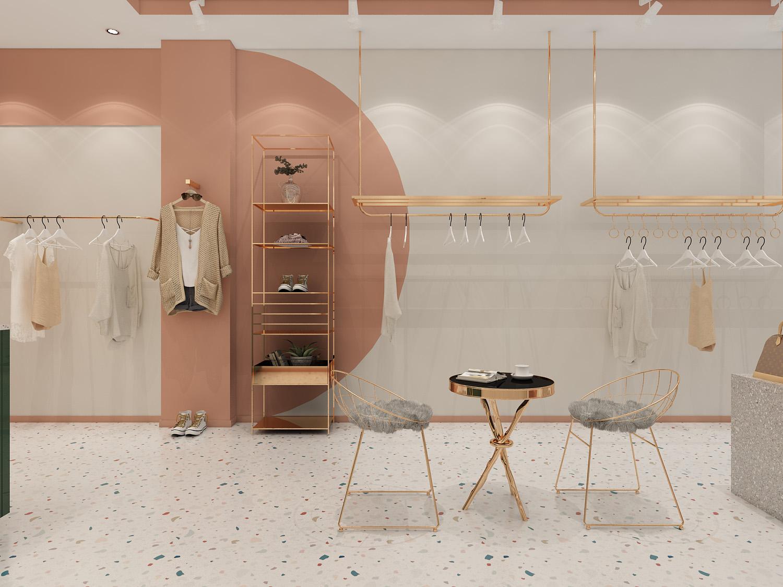 【 李栋高端设计】.服装店装修设计,专卖店设计,男装女装设计