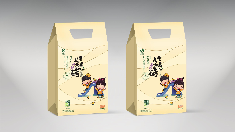 食品茶叶包装设计贴纸包装盒设计包装袋设计手提袋瓶标礼盒包装
