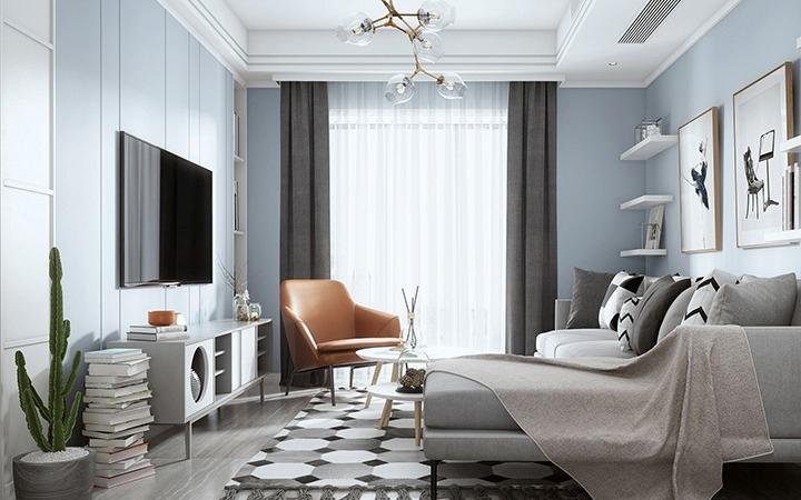 家装设计室内装修设计空间施工图3D建模别墅叠层全屋定制设计