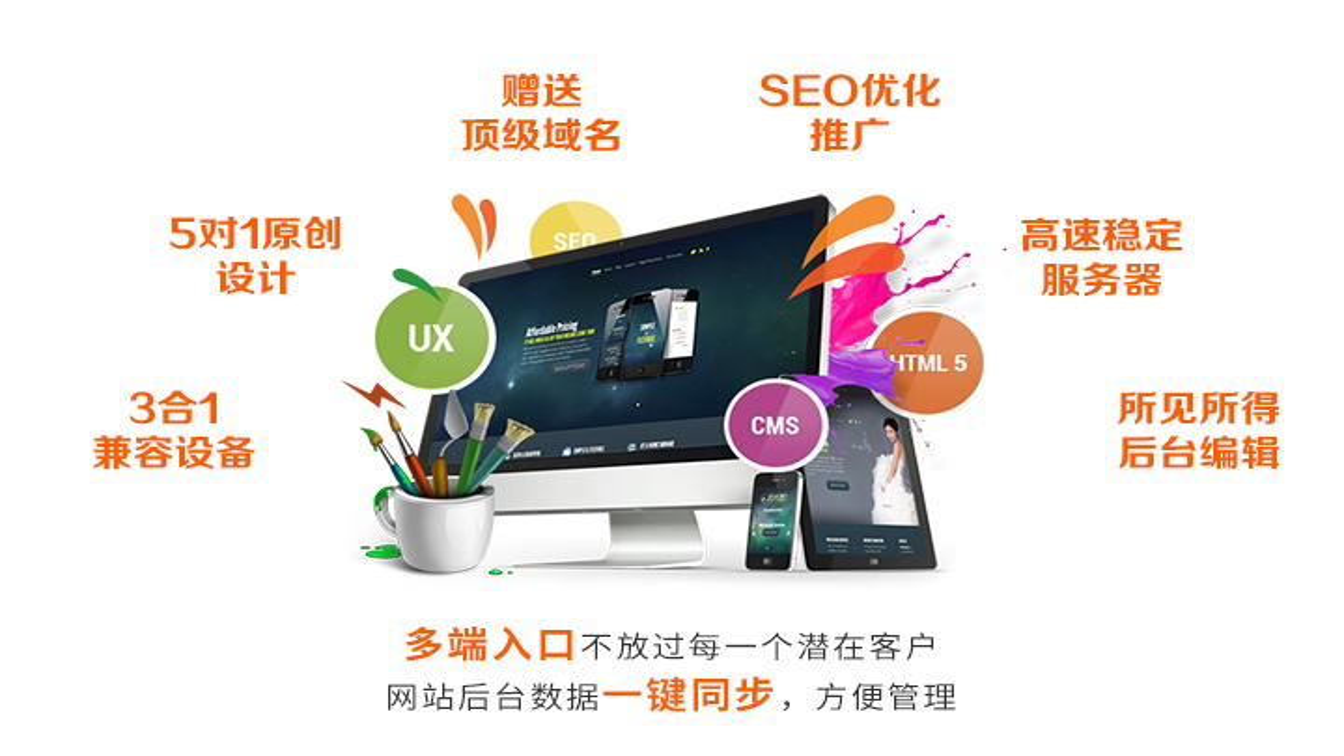 成品微信小程序商城H5定制微信公众号设计开发