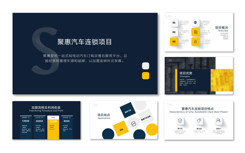 PPT设计/商业计划书/招商融资BP路演ppt设计PPT翻译