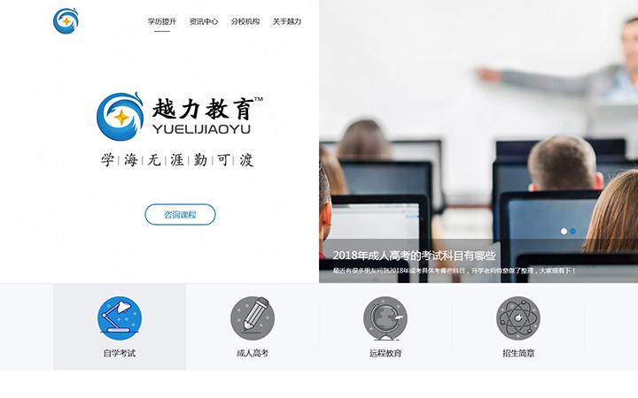 电商网站建设门户网站开发旅游网站教育网站社交网站网站前端开发