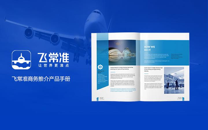 画册设计企业宣传册公司电子招商手册产品图册封面说明书PDF