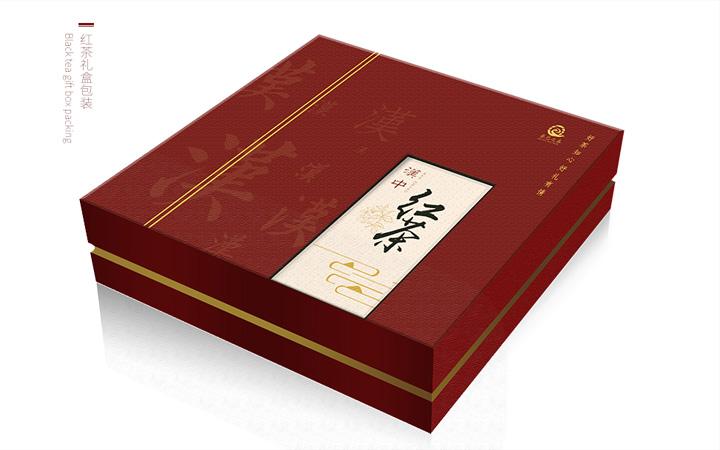 梵尚包装设计包装盒矩形盒餐饮食品包装设计日常用品矩形包装设计