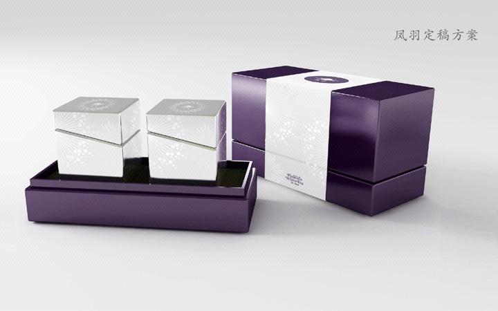 【食品饮料】千树瓶贴设计包装设计茶包装设计食品包装标签设计