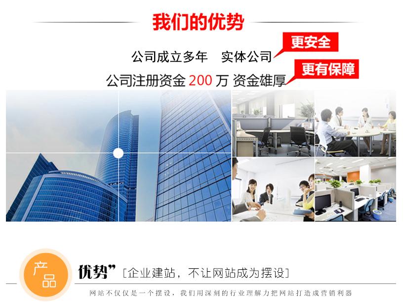 企业公司做网站建设一条龙服务源码模板设计网页开发网页设计商城