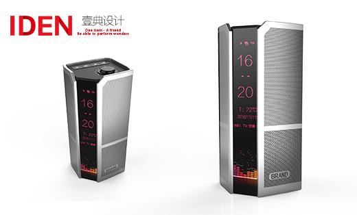耳机线控工业设计外观设计产品设计产品结构设计机械设计壹典