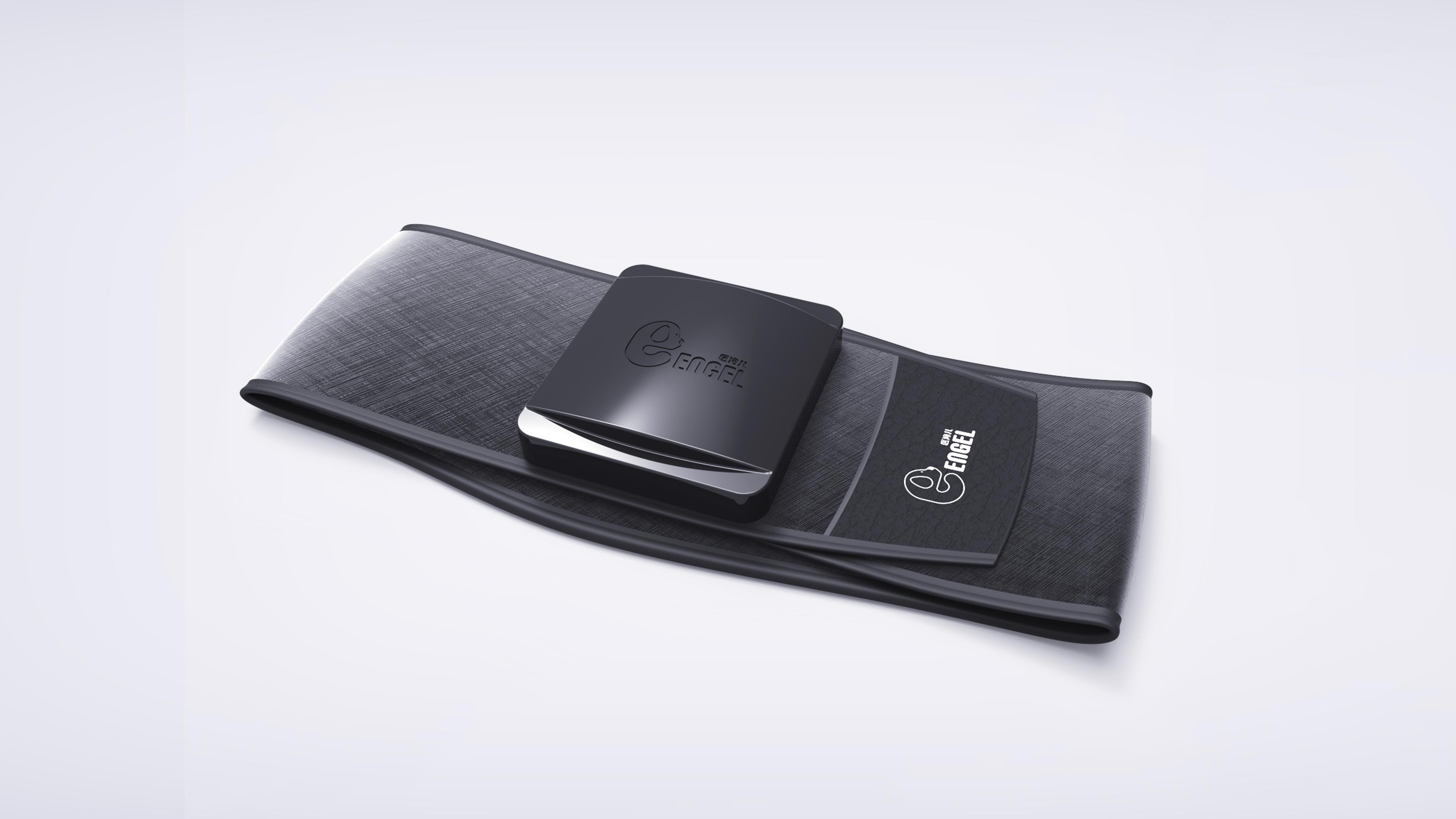 颈部治疗仪/医疗器材工业设计/上海医疗产品工业设计/医疗外形