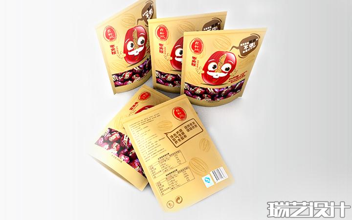 包装设计食品盒型贴纸品牌产品手提袋包装袋礼盒设计瓶贴标签设计