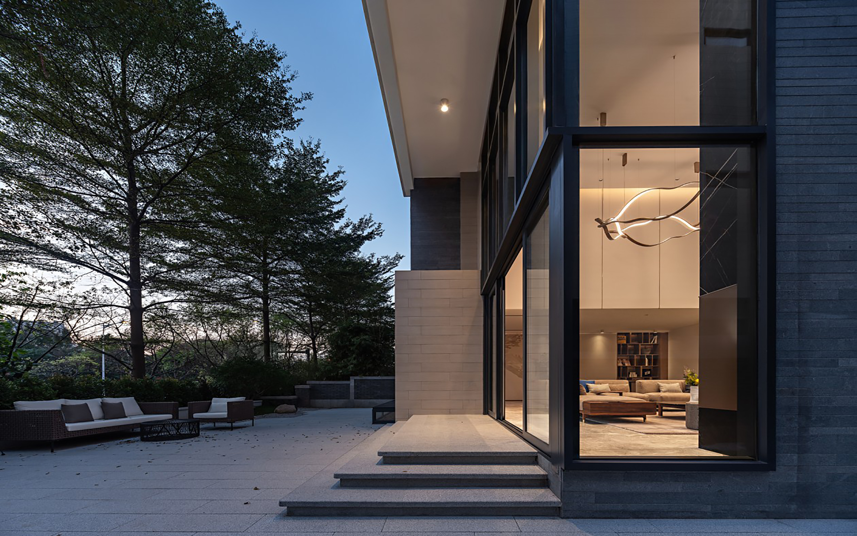 别墅大宅设计/自建别墅设计/家装住宅设计/设计效果图