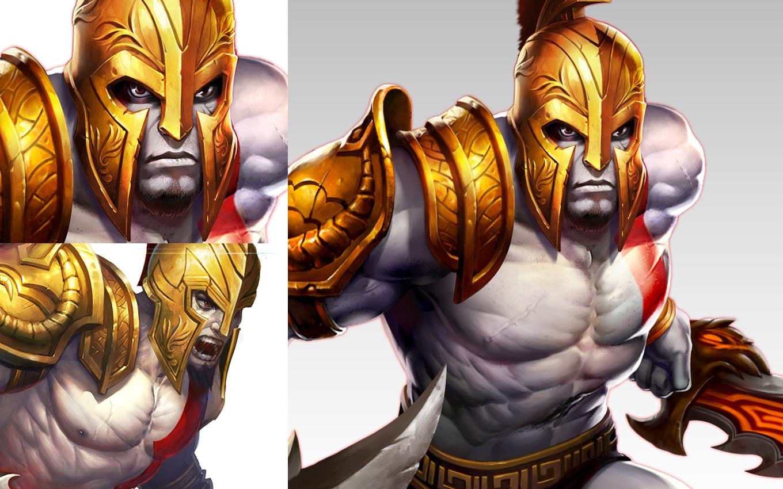 角色原画角色设计造型色彩搭配欧美风格日韩风格西部题材游戏主美
