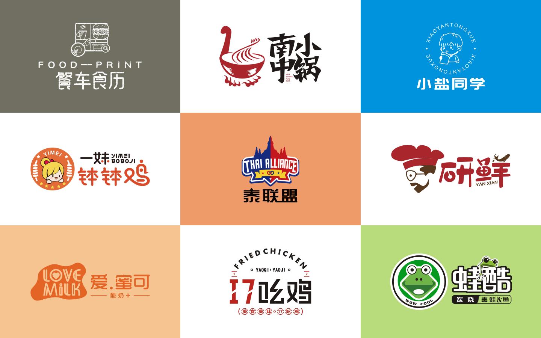 优格企业logo设计标志设计商标图标品牌餐饮门店LOGO设计
