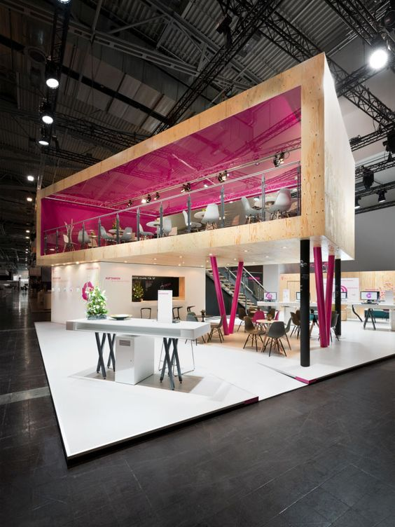 展会设计展厅展览党建展厅云展厅VR展厅效果图商业空间娱乐空间