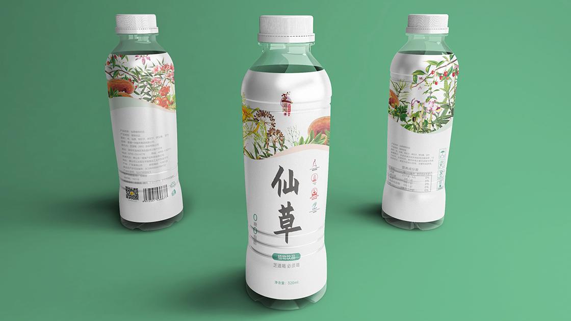 日用品快消品零食产品包装盒包装袋瓶身瓶子标签瓶贴不干胶设计