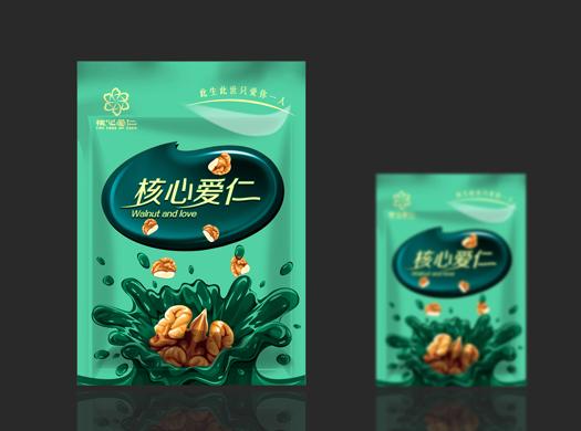 【包装设计】食品包装袋/农产品特产包装盒标签礼盒包装满意为止