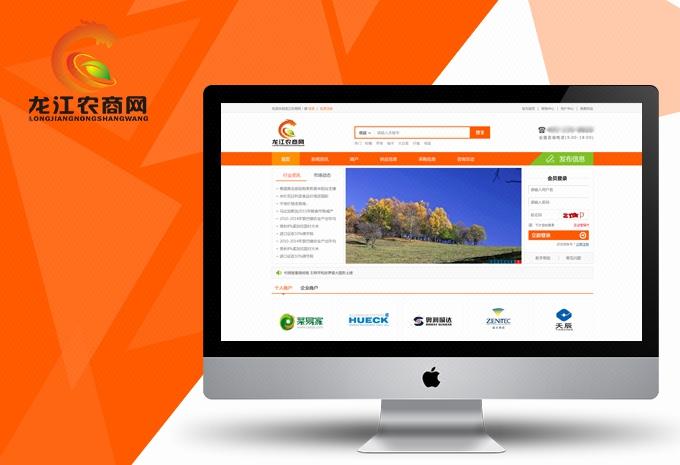 行业门户网站建设 分类信息网站 企业黄页网站 个人门户