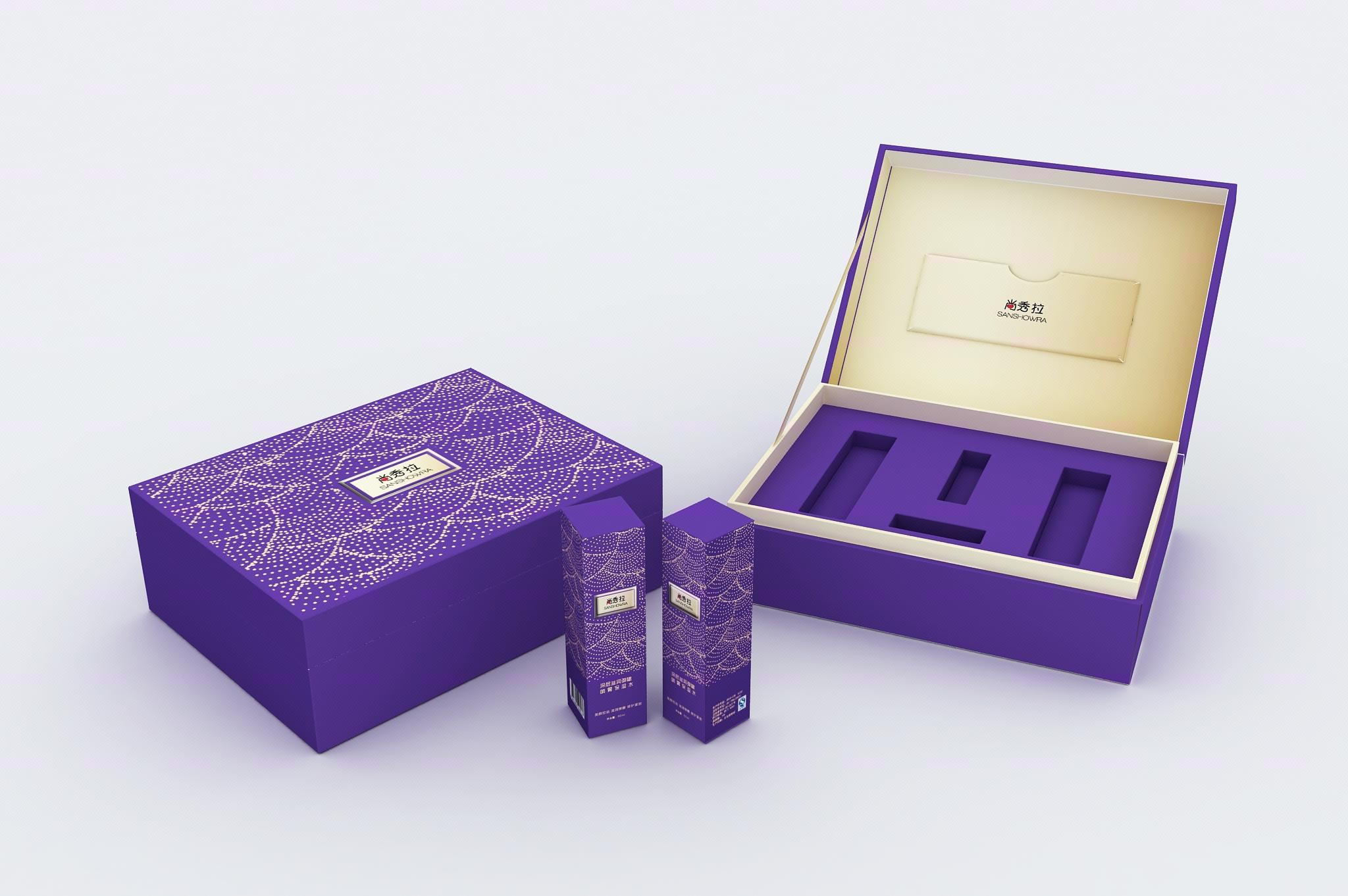化妆品包装设计 创意包装 化妆品盒设计 日用化妆品瓶设计
