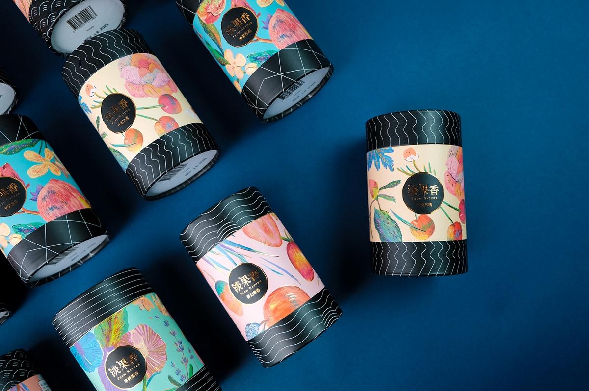个性包装插画包装手绘包装创意包装包装盒设计包装袋设计创意设计