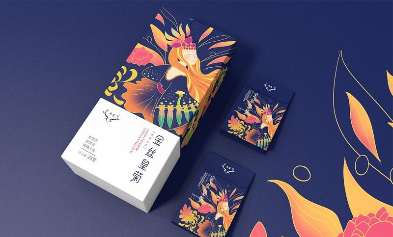 包装设计/包装盒设计/瓶贴设计/包装盒/食品饮料/化妆品包装
