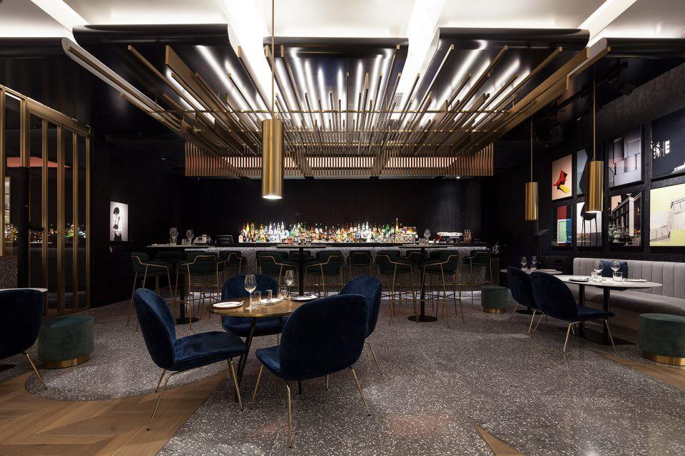 【餐厅设计】餐厅设计餐饮设计餐饮空间装修咖啡火锅酒店快餐奶茶