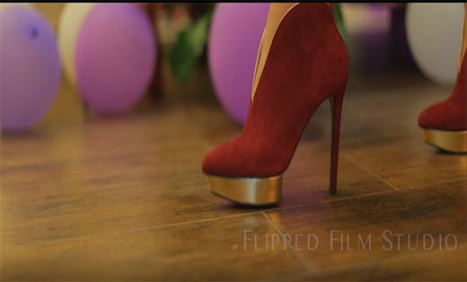 《婚礼微电影》