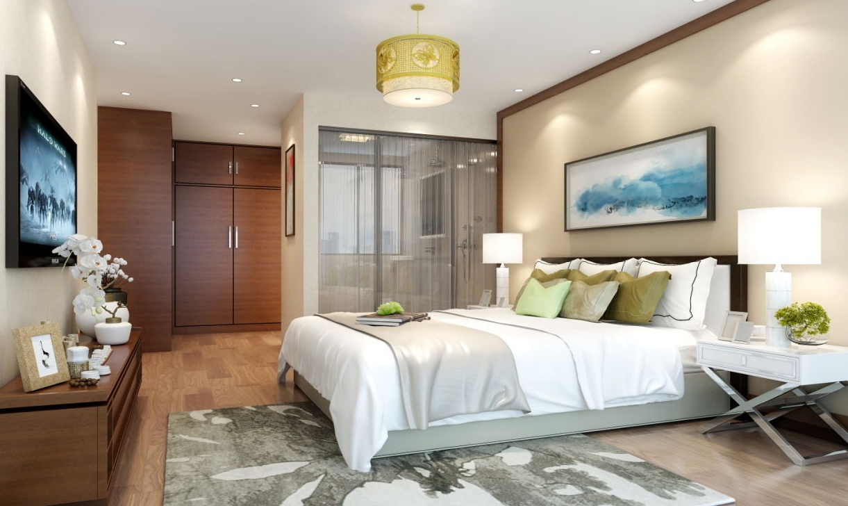 室内设计家装效果图自建房装修别墅新房全屋定制软装地整套方案