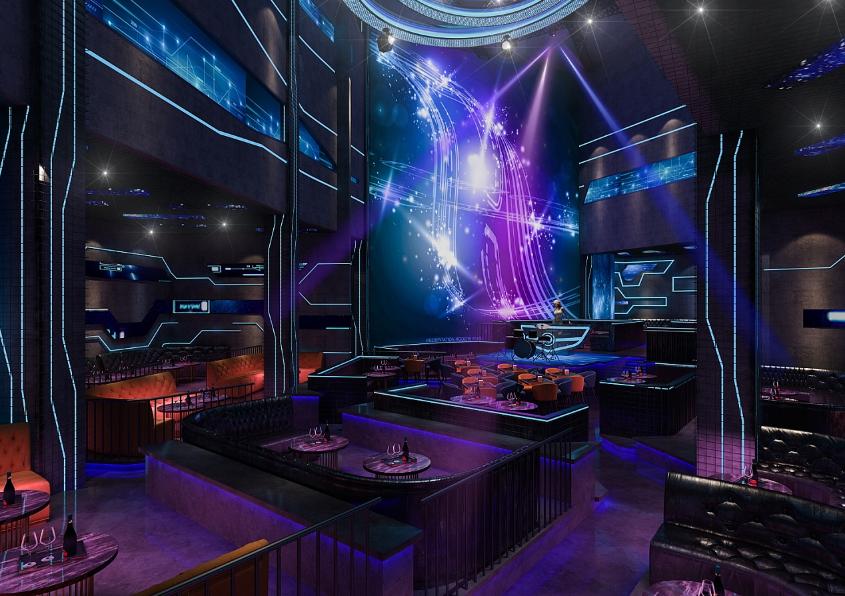 酒吧设计 静吧 咖啡厅 网咖 迪厅夜店KTV娱乐会所装修设计