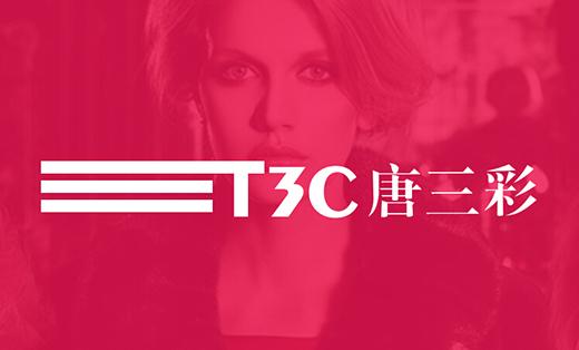T3C/唐三彩化妆品高端Logo设计
