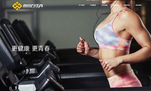 南京万年青体育用品有限公司—网站建设