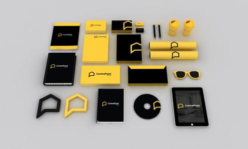 导视VI设计全套定制设计公司vi设计广告VIS升级系统设计