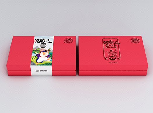 【艺点组长包装设计】包装袋包装设计年货包装食品包装包装盒设计