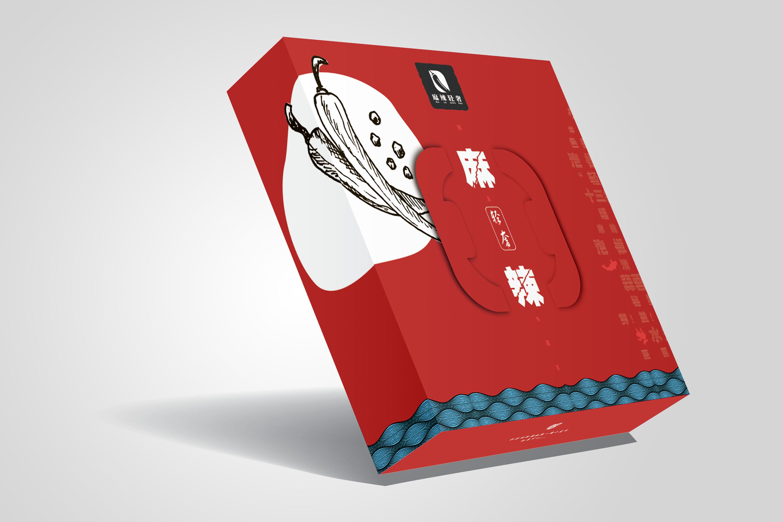包装盒节日礼盒包装袋手提袋设计包装箱设计logo商标设计