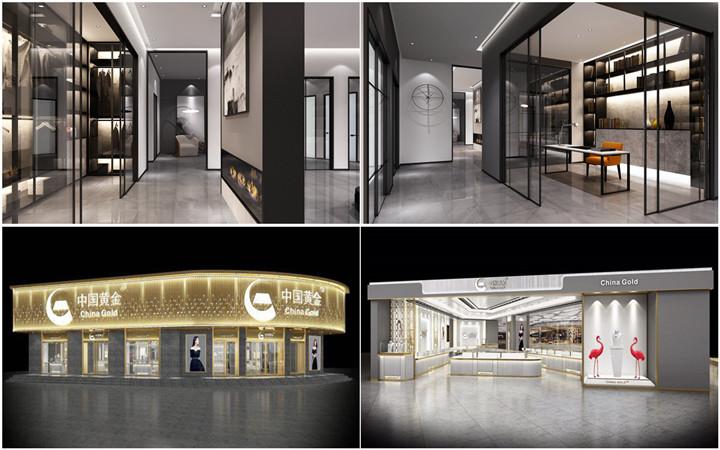 公装设计工装规划布局平面施工方案软装搭配施工效果空间设计