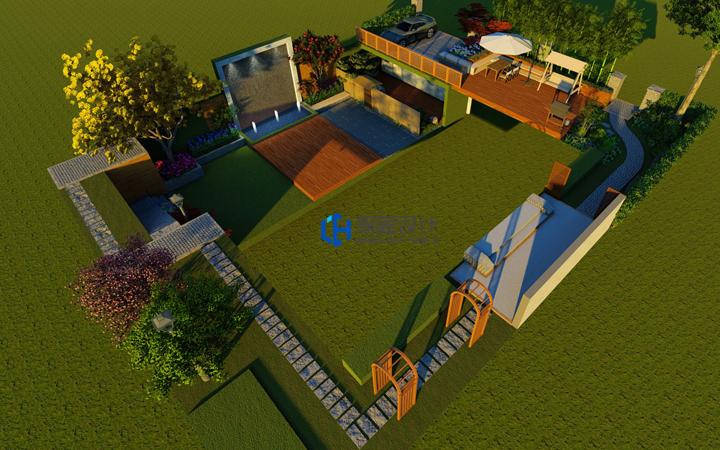 景观效果图:定制效果图、鸟瞰图、彩色平面图、动画、vr设计