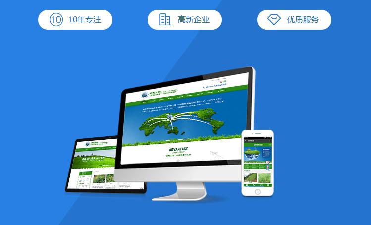 网站定制模板建站软件开发小程序开发微商城搭建公众号生活服务