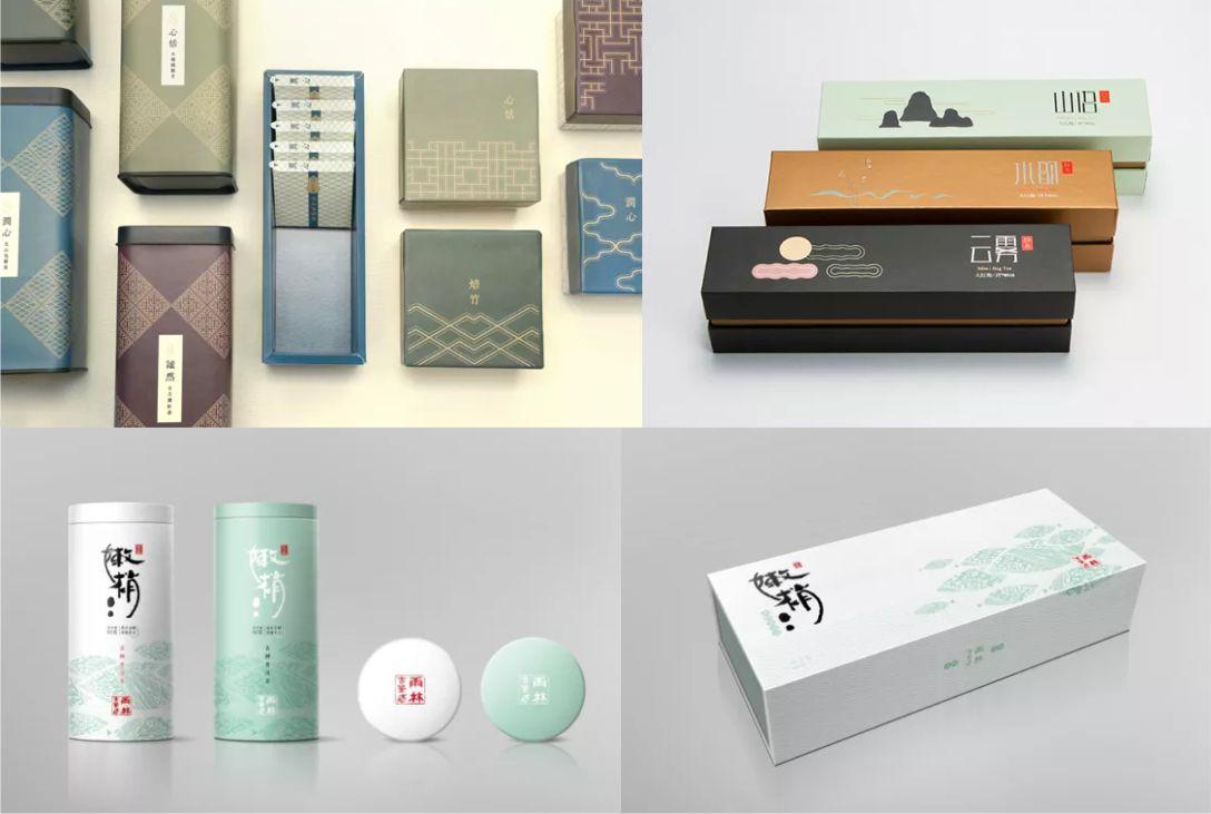 包装设计手提袋包装盒礼盒标签食品包装创意包装设计