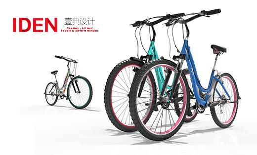 智能车位锁设计 工业设计 外观设计 产品设计 效果图渲染