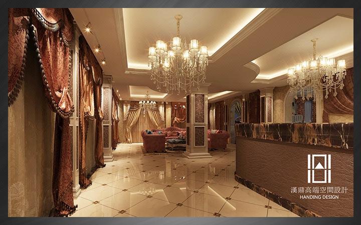 室内设计工装家装SI连锁品牌形象专卖店网红店装修设计效果图